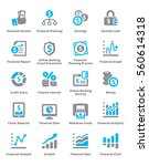 Personal & Business Finance Icons Set 5 - Sympa Series | Shutterstock vector #560614318