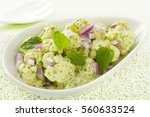 a salad which is full of...   Shutterstock . vector #560633524