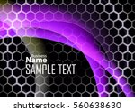color abstract template for... | Shutterstock .eps vector #560638630