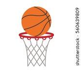 Ball Basket Basketball Score...
