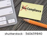 Small photo of change of noncompliance to compliance