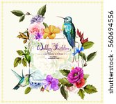 Wedding Invitation With Roses ...