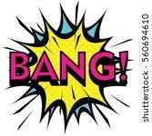 comic speech bubbles for... | Shutterstock .eps vector #560694610