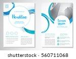template vector design for... | Shutterstock .eps vector #560711068