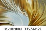 Gold satin background. gold...