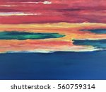 colorful background | Shutterstock . vector #560759314