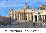 rome  italy   december 31  2016 ... | Shutterstock . vector #560759446