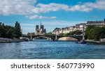 paris  france   circa september ... | Shutterstock . vector #560773990