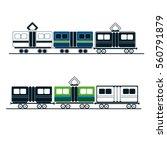 train icon   Shutterstock .eps vector #560791879