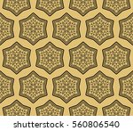 luxury black and gold color... | Shutterstock . vector #560806540