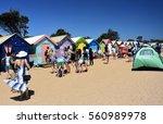 melbourne  australia   december ... | Shutterstock . vector #560989978