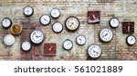 Collection Of Vintage Clock...