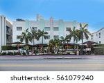miami  usa   aug 18  2014.... | Shutterstock . vector #561079240