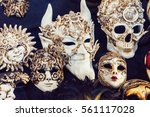 close up picture of traditional ... | Shutterstock . vector #561117028