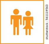 people icon | Shutterstock .eps vector #561119563