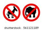 Ban Elephant. Stop Donkey....