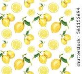 watercolor seamless pattern...   Shutterstock . vector #561153694