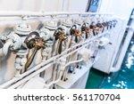 ship engineering equipment | Shutterstock . vector #561170704