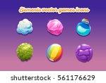 colorful cartoon fantasy game...