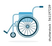 Wheelchair In The Hospital...