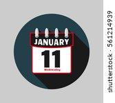 calendar icon . isolated on a...