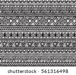 vector seamless pattern with... | Shutterstock .eps vector #561316498