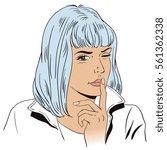 stock illustration. people in... | Shutterstock .eps vector #561362338