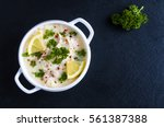 Avgolemono  Chicken Soup With...