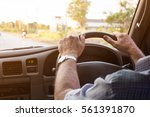 driving  | Shutterstock . vector #561391870