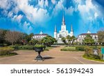 beautiful architecture of... | Shutterstock . vector #561394243