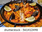 Mixed Paella.