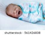 Cute Adorable Newborn Baby...