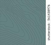 topographic map background... | Shutterstock .eps vector #561438976