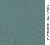 topographic map background... | Shutterstock .eps vector #561439099