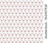 art deco seamless background. | Shutterstock .eps vector #561457918