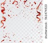 celebration background template ... | Shutterstock .eps vector #561474523