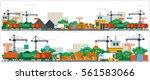 set stock vector illustration... | Shutterstock .eps vector #561583066