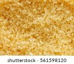 Small photo of Brown sugar (Demerara) background.
