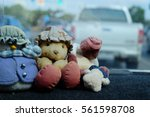 bear dolls | Shutterstock . vector #561598708