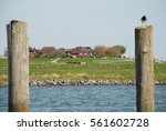 dwellings on the warft on the...
