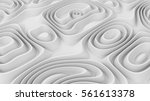 white surface abstract... | Shutterstock . vector #561613378