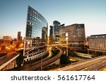 paris  france   may 13 ... | Shutterstock . vector #561617764