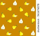 vector seamless pattern... | Shutterstock .eps vector #561676078