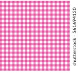 vector gingham seamless pattern ... | Shutterstock .eps vector #561694120