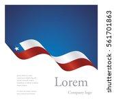 new brochure abstract design... | Shutterstock .eps vector #561701863