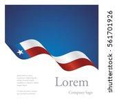 new brochure abstract design... | Shutterstock .eps vector #561701926