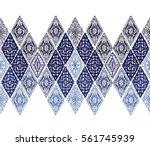 Crochet Seamless Pattern ...