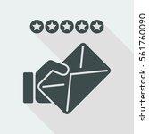 postal service | Shutterstock .eps vector #561760090