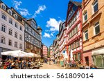 marburg  lahn    Shutterstock . vector #561809014
