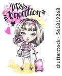 hand drawn illustration....   Shutterstock . vector #561819268